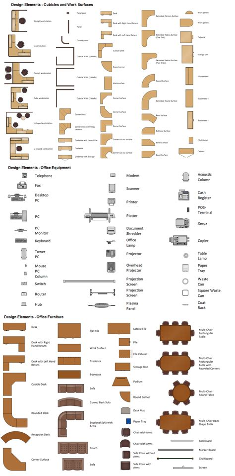 office layout plan symbols la filipina office space