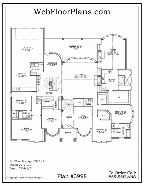great room house plans one story one story house plans with great room new 4 bedroom house plans 4 bedroom house floor plan 1