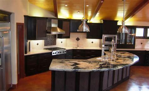 marvelous countertop designs   modern kitchen