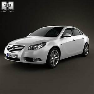 Opel Insignia 2012 : opel insignia hatchback 2012 3d model hum3d ~ Medecine-chirurgie-esthetiques.com Avis de Voitures