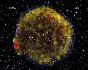 La bulle de débris mouvant d'une supernova captée par ...