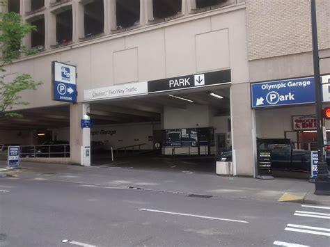 garage seattle olympic garage parking in seattle parkme