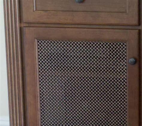 decorative metal screen for cabinets mesh door cabinet cabinet door options showing oil