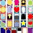 business card jewelry  stock vector  basheeradesigns