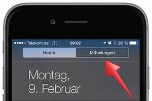 Iphone Apps Aufräumen : iphone mitteilungszentrale aufr umen mobil ganz ~ Lizthompson.info Haus und Dekorationen