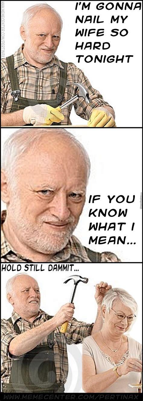 Hide The Pain Harold Memes - nailed by harold hide the pain harold know your meme
