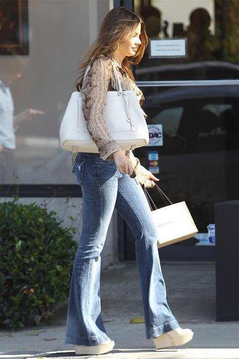 Sofia Vergara In Hudson Jeans Denimology