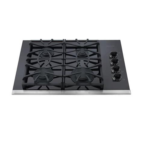 """Frigidaire Fggc3065kb 30"""" Ceramicglass Gas Cooktop"""
