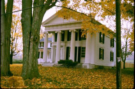 The Greek Revival Farmhouse