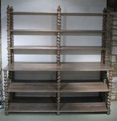 Etageres For Sale by Antique Oak Shelves Etagere For Sale Antiques