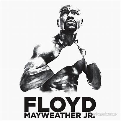 Mayweather Floyd Money Team Boxing Posters Fighting