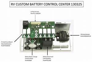 Rv Custom Battery Control Center 130325