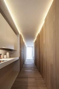Indirekte Beleuchtung Flur Tipps : moderne flurgestaltung und beleuchtung freshouse ~ Bigdaddyawards.com Haus und Dekorationen