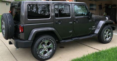 2017 jeep wrangler unlimited sport utility 4 door