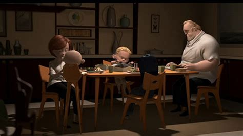The Incredibles  Mid Century Modernism Exemplified Film