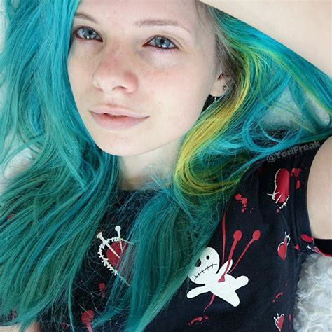 lil freaky girl hair colors ideas