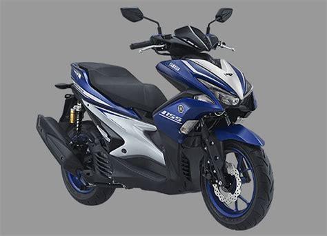 Modifikasi Aerox Warna Putih by Spesifikasi Dan Harga Skuter Matic Yamaha Aerox 155cc