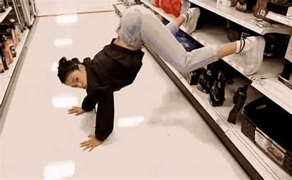 Walmart Funny Liza Gifs Koshy Kid Yodeling