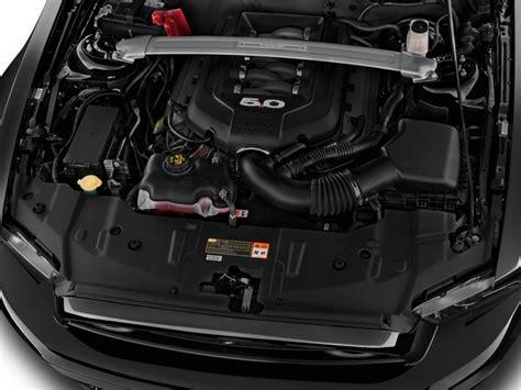 2014 Ford Mustang 2-door Convertible Gt Engine