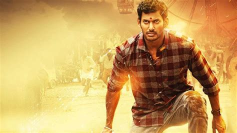 vishal   tamil hindi dubbed blockbuster