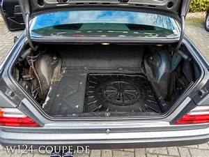 Hifi Car Anlage : auflagen heckdeckel exterieur w124 ~ Jslefanu.com Haus und Dekorationen