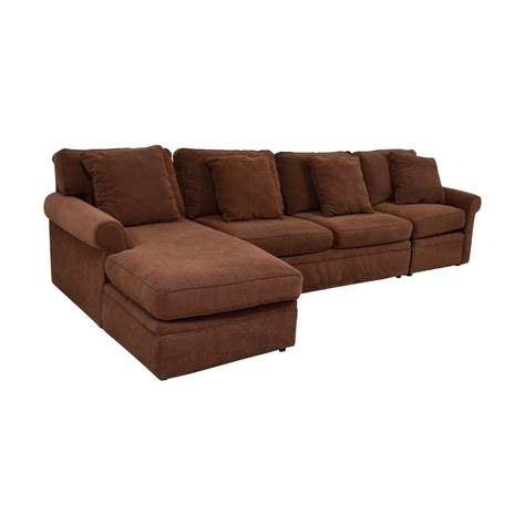 rowe furniture rowe furniture brown sectional