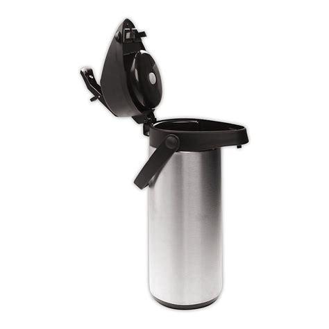 Thermoskanne Mit Pumpe by Thermoskanne Zum Pumpen 1 9 Ltr 14 99