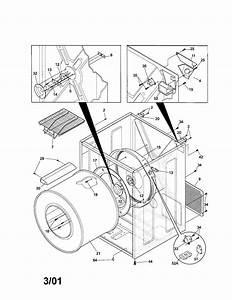Kenmore 41781042000 Dryer Parts