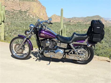 2000 Harley Davidson Dyna Wide Glide (arizona)