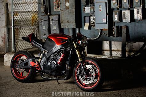 cbrf street fighter cusom motorbike motorcycle