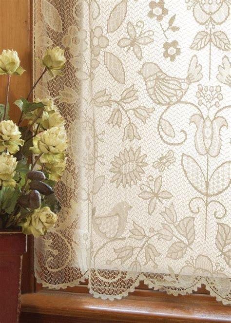 French Country Curtains And Window Treatments. 20