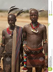 African Tribal Men Editorial Photo - Image: 26062816 ...