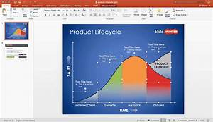 Free Product Lifecycle Powerpoint Template