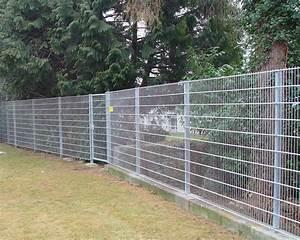 Prix Cloture Rigide : cl ture jardin grillage rigide prix ~ Edinachiropracticcenter.com Idées de Décoration