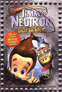 Jimmy Neutron Boy Genius Book Review And Ratings By Kids