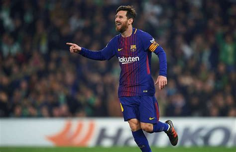 What Joaquin said about Leo Messi straight after Betis 0-5 ...