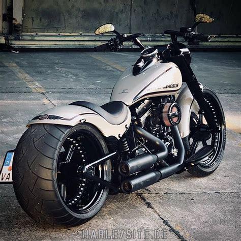 Modification Harley Davidson Boy by Rick S Harley Davidson Boy Custom With