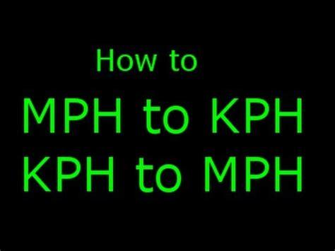 Convert 250 Kph To Mph by Mph To Kph Buzzpls