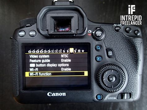 canon  wifi manual part  intrepid freelancer