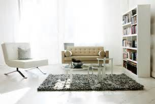 livingroom carpet interior white style living room bookshelf fur carpet sofa chair