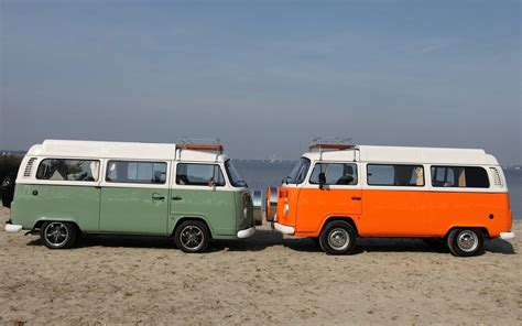 volkswagen minibus retro bus vw selling new old microbus cer in the
