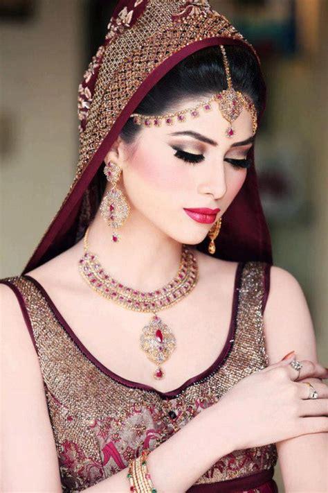 30 beautiful pakistani bridal makeup looks style arena