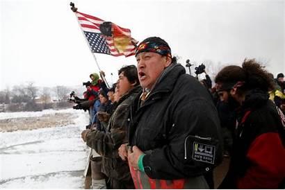 Tribe Cheyenne Northern Dakota Montana Pipeline Protesters
