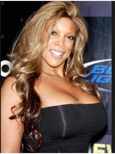 Wendy Williams Wigssynthetic 24 Long Blonde Without