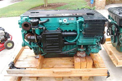 volvo   marine diesels bobtail set   engines