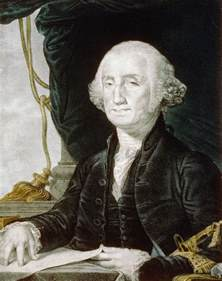 George Washington First President of United States
