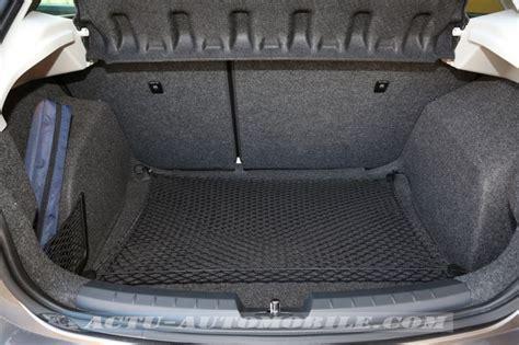 taille coffre seat essai seat ibiza sc restyl 233 e fr 1 2 tsi 90 actu automobile