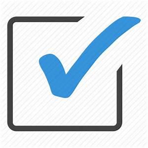 Accept, check, checkbox, checkmark, done, ok, yes icon ...