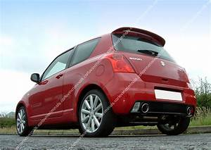 Suzuki Swift 2009 : suzuki swift 2005 2009 spoiler ebay ~ Gottalentnigeria.com Avis de Voitures