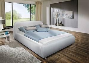 Bett 180 X 200 : sam design bett 180 x 200 cm wei dallas g nstig ~ Eleganceandgraceweddings.com Haus und Dekorationen